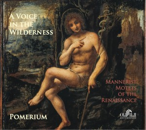 A Voice in the Wilderness music CD cover